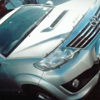 Toyota Fortuner 4x4 3.0d4-d Auto