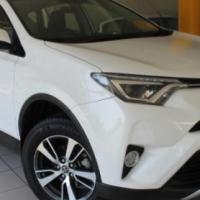 2016 Toyota Rav4 2.0 GX A/T