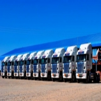 Beginner Transport contracts ,income R1,300000 million in 6 months income Superlink Trucks