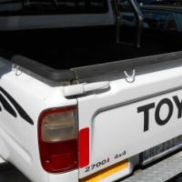 Toyota Hilux Dubbel cab 4X4 2.7 Petrol