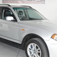 BMW X3 X-Drive 3.0i A/T 2006