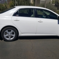 2012 Corolla 1.6 Heratige Ed. 66000km