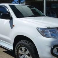 Toyota Hilux 2.5 D4D SRX Single cab