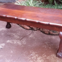 Ball and Claw Coffee Table (905x400x375)