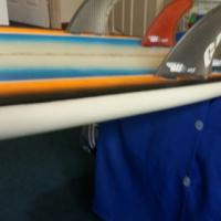 High performance surfboard