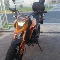 Jonway Zipper Tekken 250cc