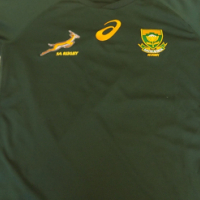 OFFICIAL SPRINGBOK RUGBY TOP