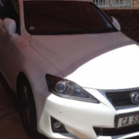 Lexus IS 350 SE auto priced to sell