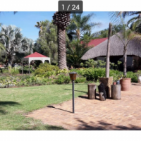 ROODEPLAAT - PAARDEFONTEIN 23HA Farm with dog kennels and cattle kraal