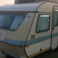 Gypsey Caravette 6 caravan 1990