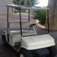 Yamaha Electric Golf Cart 36V