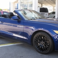 2016 Mustang 2.3L Coupe Convertible A/T