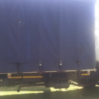 Transport from point A to B with 8 ton truck