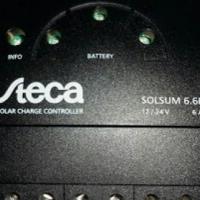 Steca Solsum 6.6 Solar Charge Controller