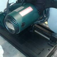 Metabo cut off machine