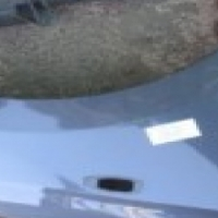 2016 Hyundai Grand I10 Right Fender Grey For sale