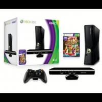 Xbox 360 500 gig + Kinect plus 14 games