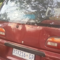 Mitsubishi Spacegear 1997 for sale