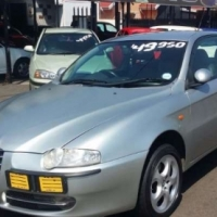 Alfa Romeo 147 2.0T Sparks