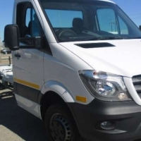 Mercedes Benz Sprinter 519 CDI Chassis Cab