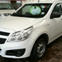 2012 Chevrolet Utility 1.4 Club with 94000km, Full Service History with Powersteering