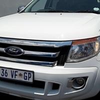 2015 Ford - Ranger VII 3.2 TDCi XLT Double Cab 4X4 Auto