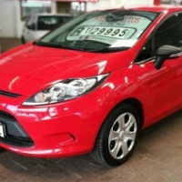 2012 Ford Fiesta 1.4 Ambiente, with 90000km's, Service History,Powersteering