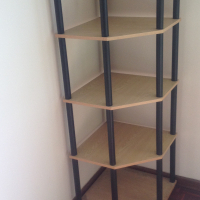 Shelving or Display indoor Unit, Free Standing almost Square