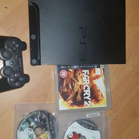 Ps3 320gb slim console
