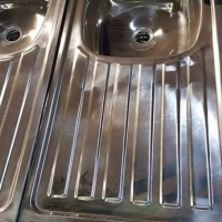 New stainless steel basins 50 available
