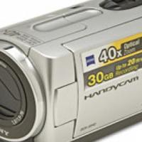 Sony dcr-sr42 hdd handycam