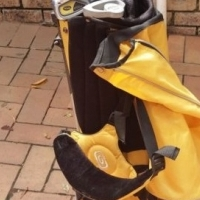 Fearless complete junior golf set