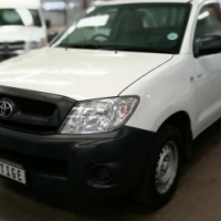 2009 Toyota Hilux 2.0 VVTi S/C, Only 149000Km's, Service History, Powersteering