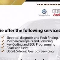 Audi VW Qualified Mechanic
