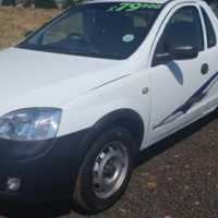 Opel Corsa1.4 Utiity S/C, with Extras now for only R79,900.00