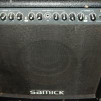 Samick Guitar Amp