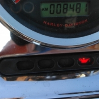 2013 Harley Davidson 1200 XL Custom