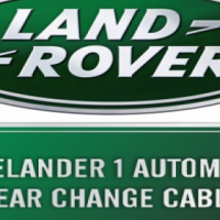 Landrover Freelander 1 Automatic gear change cable  R2500.00