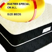 Easter Special on all size Beds this Easter
