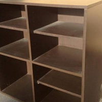 Large shelf unit