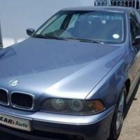 BMW 5 Series 530d Exclusive A/T (E39)