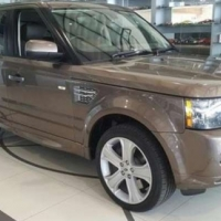 Land Rover Range Rover Supercharged Autobiography