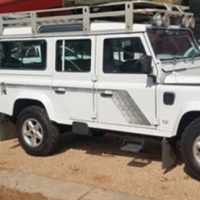 Land Rover Defender County 110 2.5TD5 4x4 (Diesel)