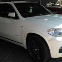 BMW X series SUV X5 X-Drive 4.0d A/T