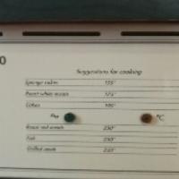 Bargain Univa E609 Oven &Hob