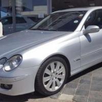 Mercedes Benz CLK CLK350 Elegance