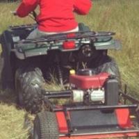 """""""Tow behind mower"""""""