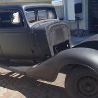 Buick Sedan 1934