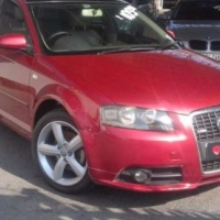 Audi A3 2.0 FSi S line