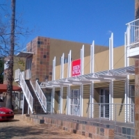 Prime office space to rent in new main street of Rustenburg. 40m2-160m2.